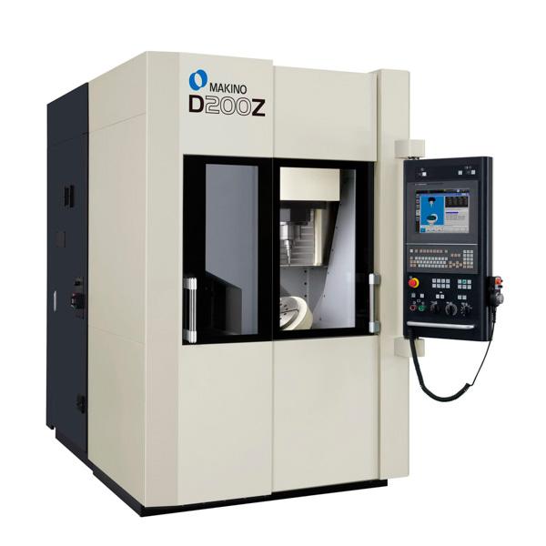 מכונת כרסום Makino D200Z CNC